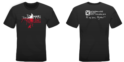 Men's Poland Weekend 2019 T-Shirts