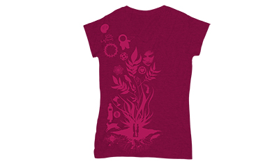 Ladies Logo Shirts